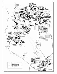 Ucsc Campus Map Office Hours and Directions