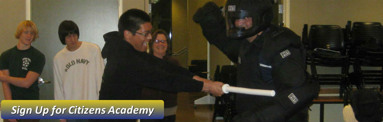 Citizens Academy Training