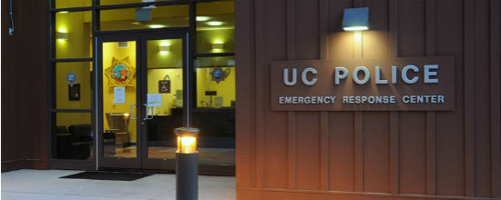 the UCSC police department