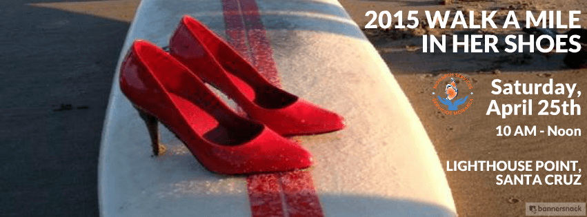 2015 Walk a Mile in Her Shoes